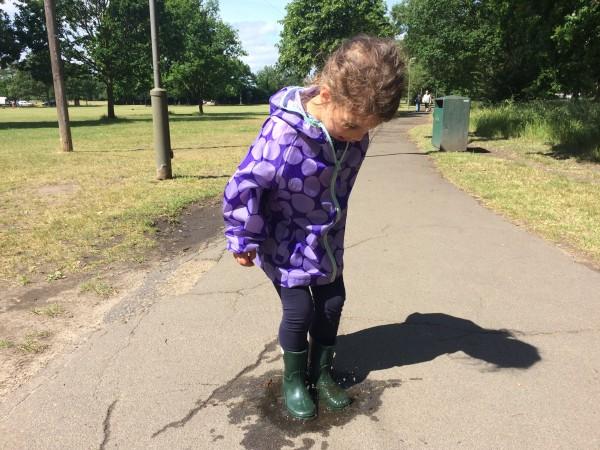 muddy puddles mac | cocomamastyle