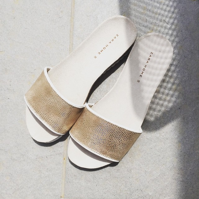 instamum - new sandals in the sun - cocomamastyle