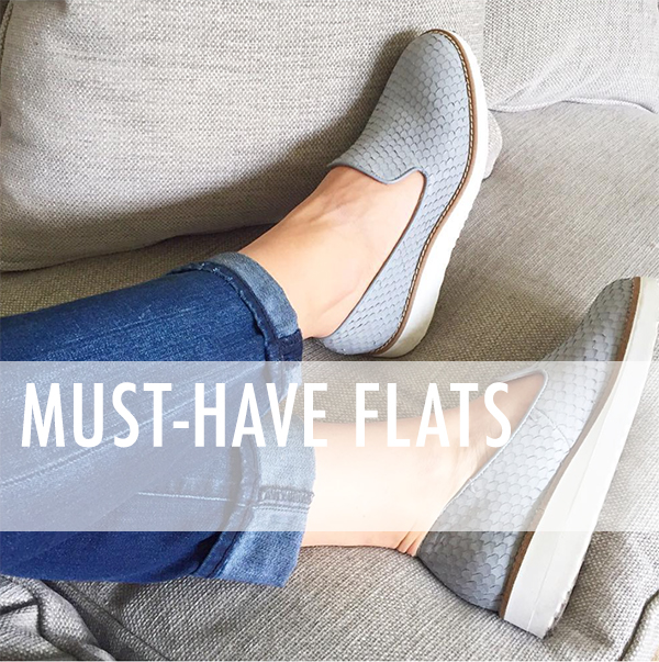 cocomamastyle | dune | must have flats