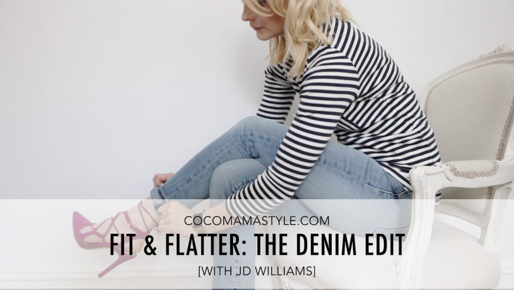 Fit & Flatter: The Denim Guide [with JD Williams]