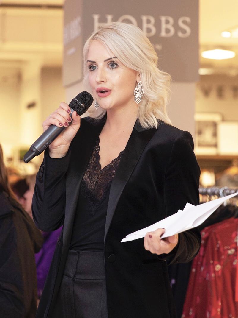 Presenting Autumn-Winter in-store Fashion Show