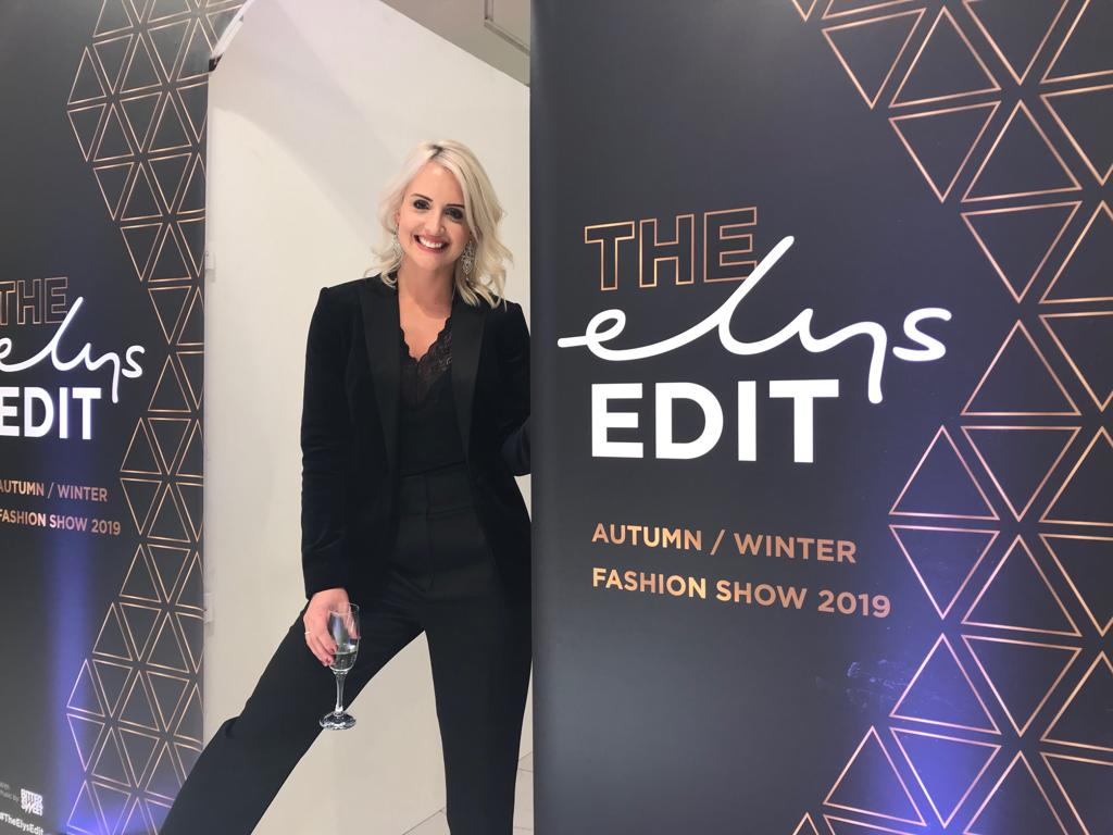 Hosting The Elys Edit AW19 in-store fashion show